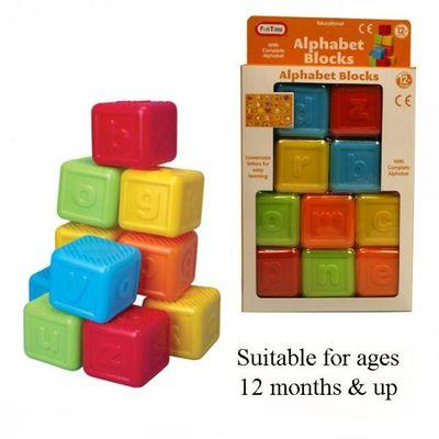 Alphabet Blocks 10pcs