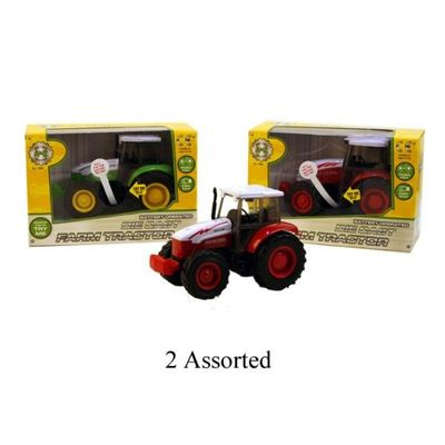 Try Me Tractor 2asst