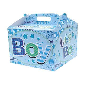 Baby Boy Balloon Box