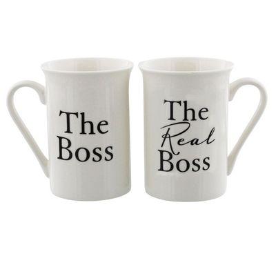 Amore 2 piece gift set mugs-