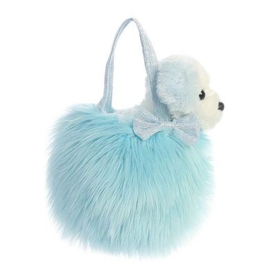 Fancy Pal Spaniel Inch Blue  Bag 8inch