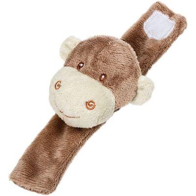 Suki Jungle Baby Piece  Monkey Wrist Rattle