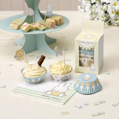 Baby Miffy - Cupcake Cases - 100 Cases