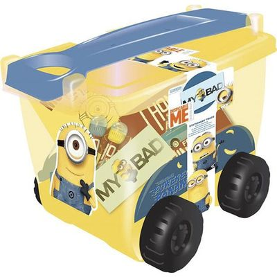Minions Filled Activity Truck