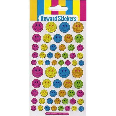 Sparkle Big Smiles Stickers