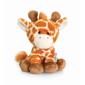 14cm Pippins Giraffe Soft Plush By Keel Toys