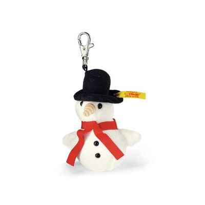 Keyring Frosty Snowman White 10cm Steiff Child Collection