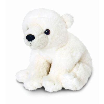 30cm Polar Bear - By Keel Toys