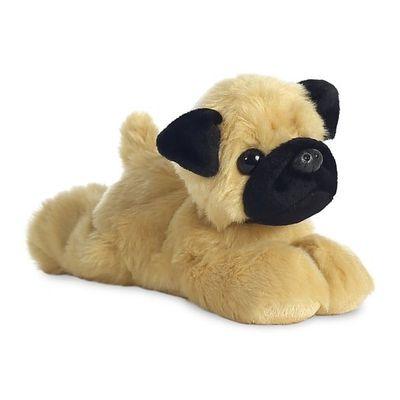 Mini Flopsie - Mr Pugster Pug 8inch