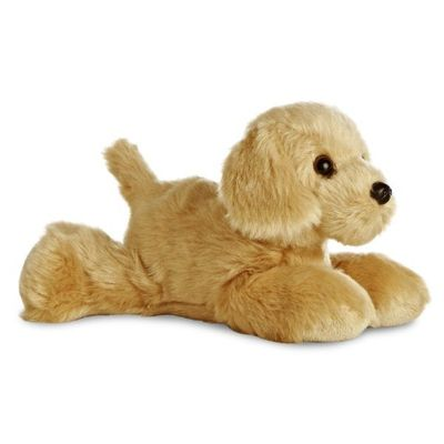 Mini Flopsie - Golden Retriever 8inch
