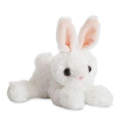 Mini Flopsie - Bunny White 8inch
