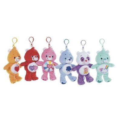 13cm Care Bear Bag Clip Ser 4