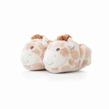 Gigi Giraffe Booties Soft Plush By Aurora