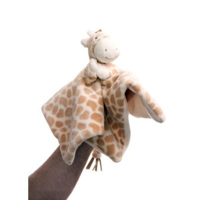 Gigi Giraffe Comfort Blanket by Aurora
