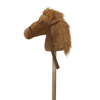Giddy Up Brown Pony W/sound 37inch