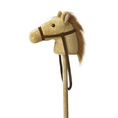 Giddy Up Beige Pony W/sound 37inch