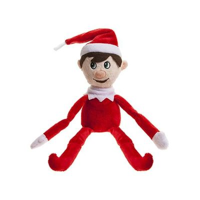 10.5inch Fred The Elf Supersoft Velboa With Hangtag