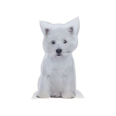 Dog Cushion - Westie