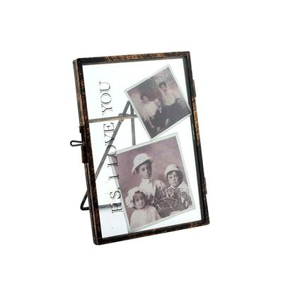 Metal Frame Ps I Love You 4x6  by Leonardo Collection