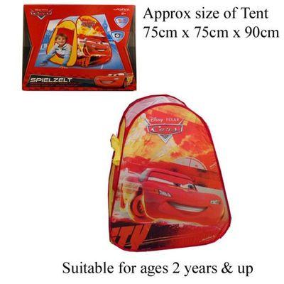 72554 Disney Cars Tent