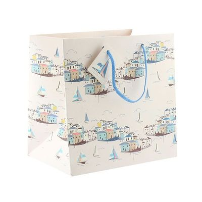 Sail Away Gift Bag Medium  by Leonardo Collection