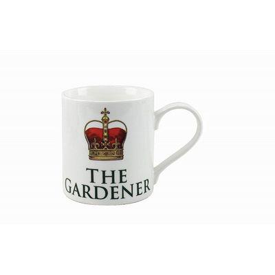 The Gardener Fine China Gift Boxed Mug  by Leonardo Collection