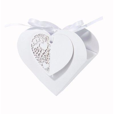 Heart Favour Box