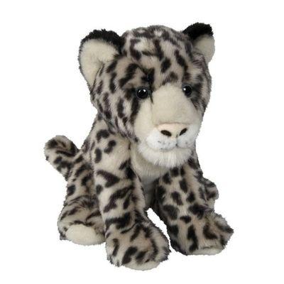 Soft Plush Snow Leopard 23cm By Ravensden