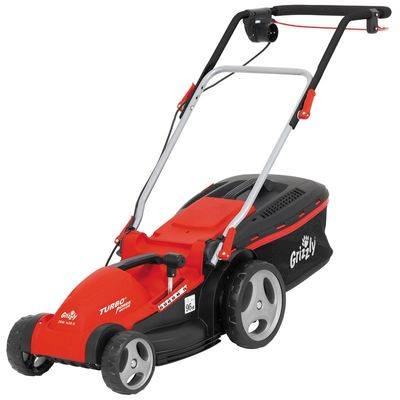 1600w grizzly lawn mower
