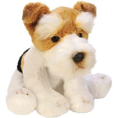 Yomiko Sitting Fox Terrier Dog