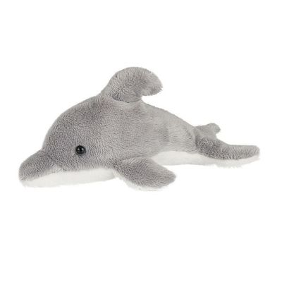 Soft Plush Dolphin 15cm By Ravensden