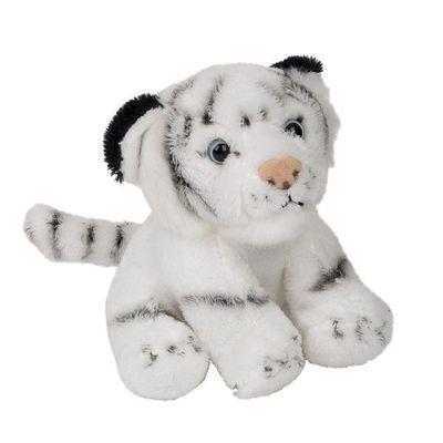 Soft Plush White Tiger 15cm By Ravensden