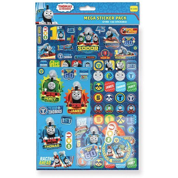 Mega Pack  Thomas & Friends Stickers