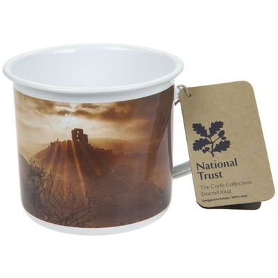 National Trust Enamel Mug