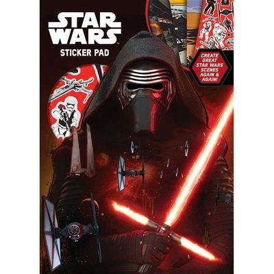 Star Wars 7 Sticker Pad