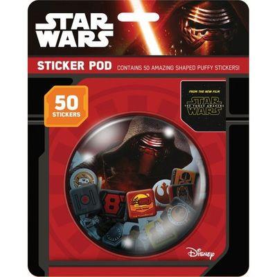 Star Wars 7 Sticker Pod