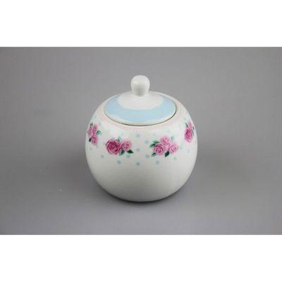 Porcelain Sugar Bowl in Vintage