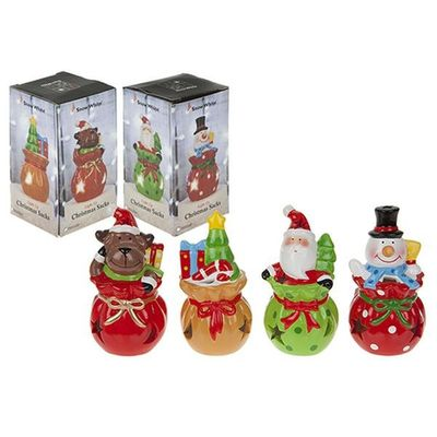 Light Up Christmas Bags In Colour Box