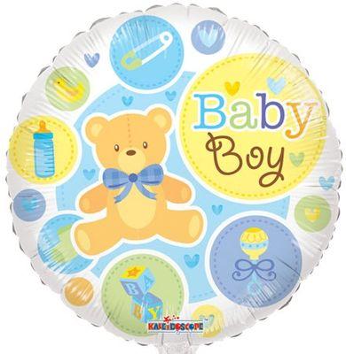 Baby Boy Bear Gellibean