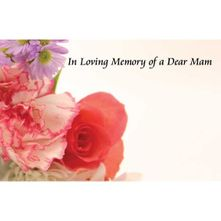 In loving Memory Greeting Cards